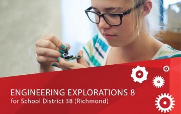 Event: February 28, 2015 – Engineering Explorations 8 at Steveston-London Secondary