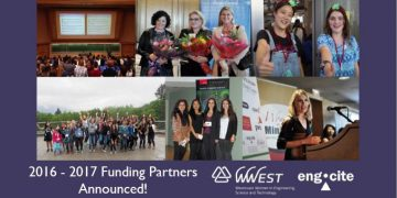 2016-17 WWEST and eng-cite Funding Partners Announced!