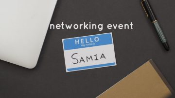 Engineering Stories: Networking Event