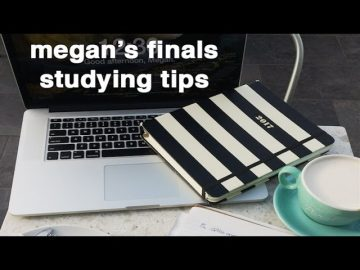 Engineering Stories: Final Exam Studying Tips