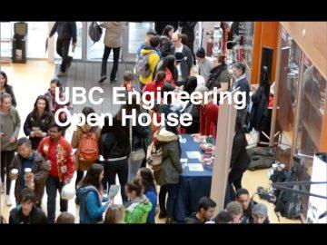 Engineering Stories: UBC Engineering Open House 2016