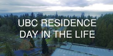 Engineering Stories: Day in the Life: UBC Residence