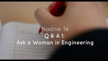 Engineering Stories: Ask a Woman in Engineering! Q&A